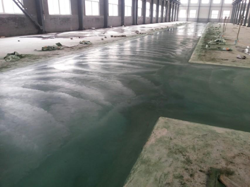 德州金刚砂耐磨地面规范的施工方法