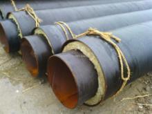 温州钢套钢蒸汽直埋保温钢管基本结构