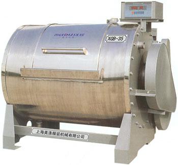 半自动卧式工业水洗机TL工业脱水机离心机