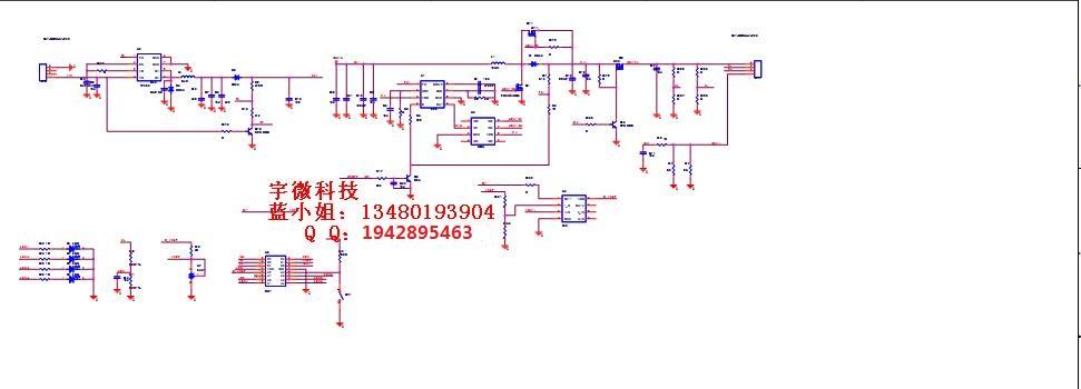 AH8815--5节电池锂电保护IC