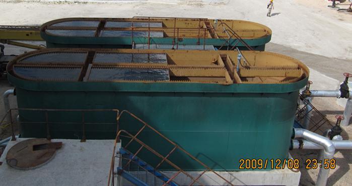 河水饮用水处理KGL重力式一体化河水净水器