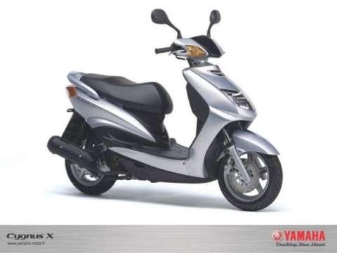 雅马哈Cygnus-X125价格 株洲雅马哈踏板摩托车厂家报价