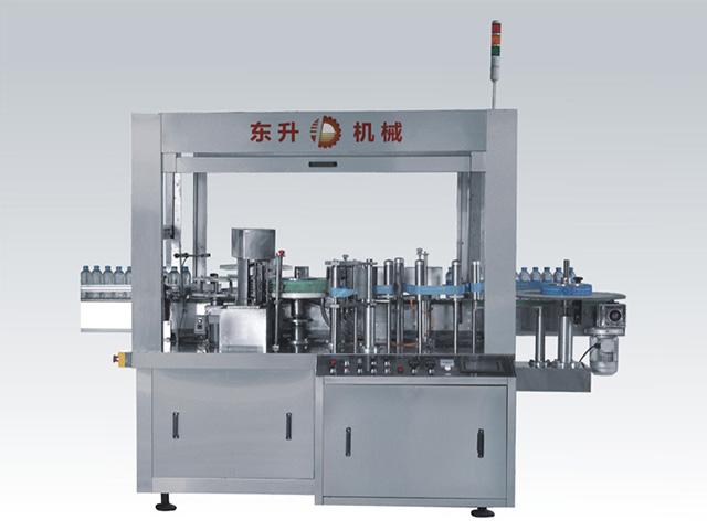 塑料玻璃瓶贴标机-贴标签机械-广东潮州东升机械