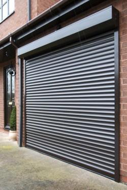 卷帘门,防风卷帘门,钢制卷帘门,电动卷帘门5
