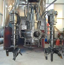 液压驱动潜水泥砂泵,质量达到国际标准