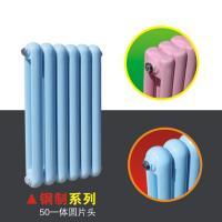 北京冠奕散热器50一体圆片头