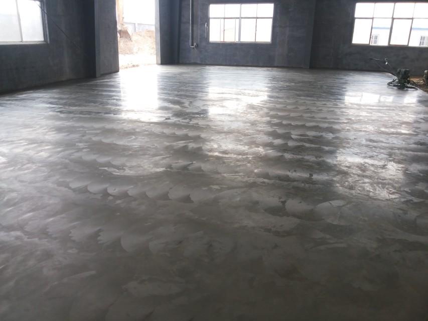 淄博各大公司都在使用哪里的金刚砂地面材料
