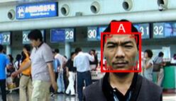人脸识别技术入驻智能小区 居民出入安保升级