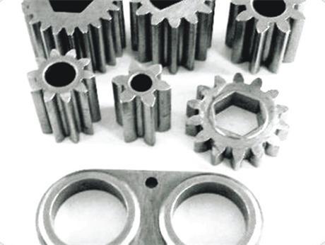 供应粉末冶金办公设备齿轮