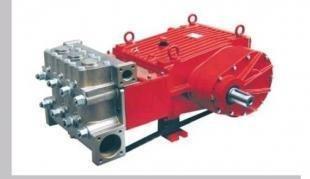 水刺坊布高压清洗德国沃玛552P40高压泵