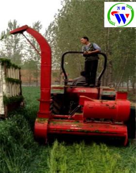 滁州市WT-100型站立秸秆收割粉碎回收机