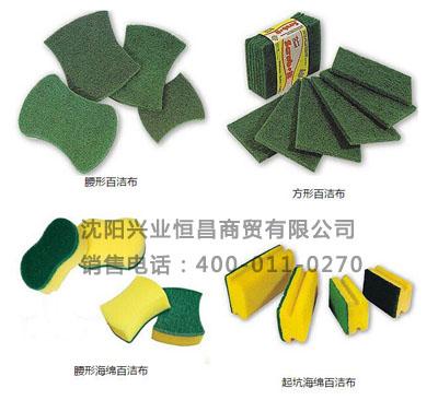 百洁布是一款怎样的清洁工具