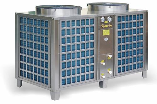 佛山长朗空气能商用工程机高温循环一体式CLH-15P(G)