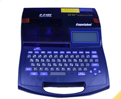 NTC丽标线号机C-200E升级版C-210E英文线号打字机 号