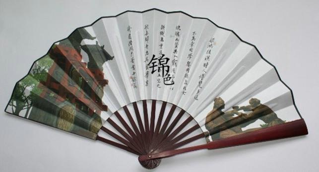 中国工艺扇,纸扇厂,绫绢扇,上海广告扇子,各种折扇,折扇制作