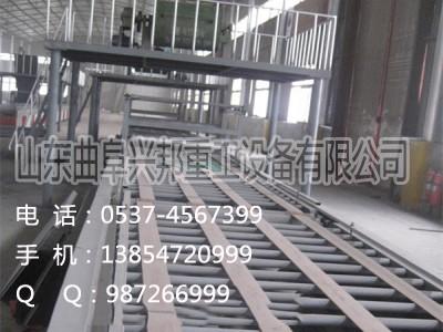 供应玻镁板生产线 外墙保温板防火板生产线设备