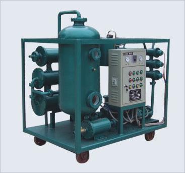 ZJCQ-1汽轮机油真空滤油机