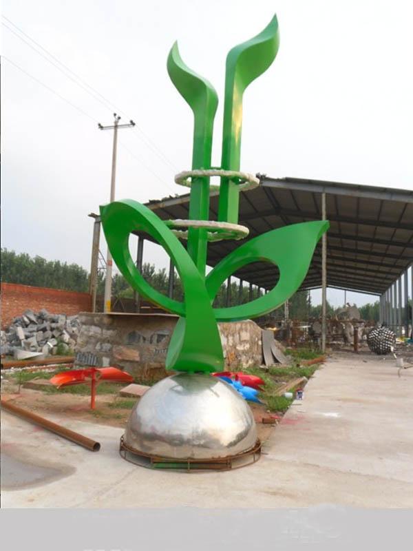 玻璃钢园林景观雕塑
