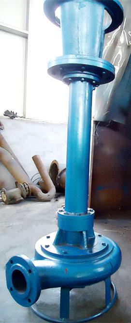 立式带搅拌耐磨排砂泵