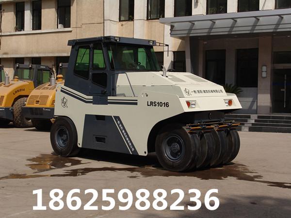 洛建10吨胶轮压路机LRS1016整车原厂零配件