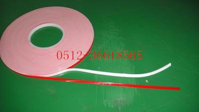 0.8MM韩国白色压克力抗潮湿泡棉双面胶带