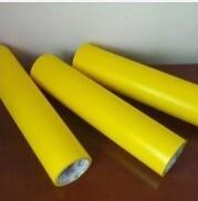 专业供应喷砂雕刻艺术玻璃保护膜 PVC喷砂保护膜