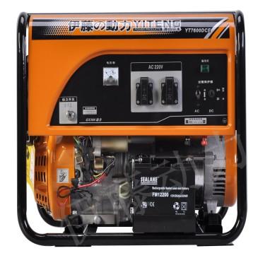 6千瓦小型汽油发电机