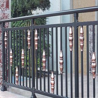 铁艺围栏 护栏 专业定做 品质优秀 厂家供应  金属装饰工程