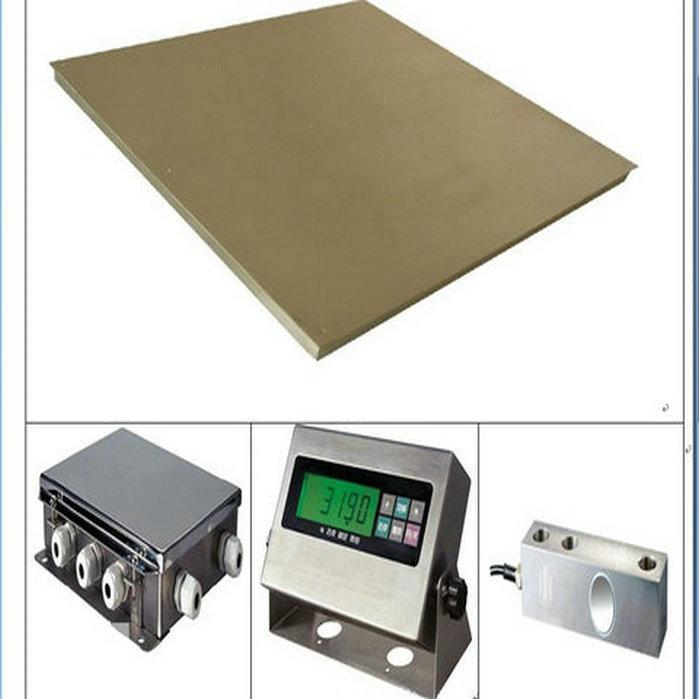 新疆高精度地磅秤高精度防爆电子地磅哪有卖