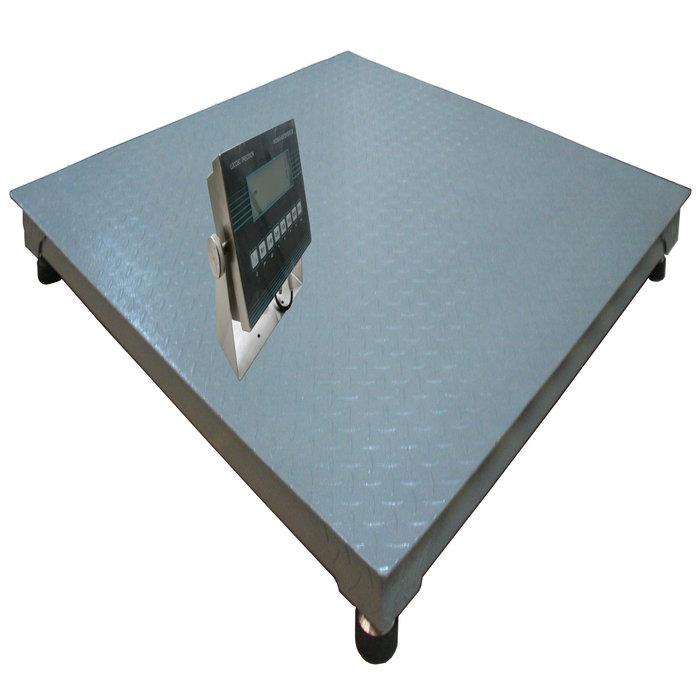 青岛不锈钢电子秤3吨带引坡价格