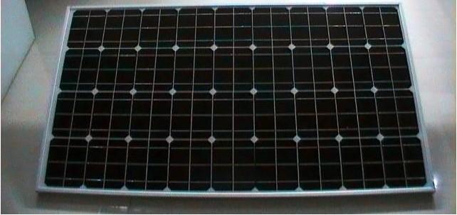 100瓦太阳能电池组件,100W单晶太阳能电池板,太阳能板,太阳