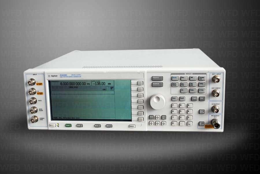 售/回*E4438C矢量信号发生器