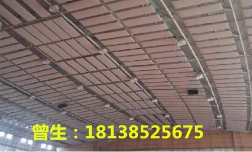 体育馆平面吊顶吸声体厂家