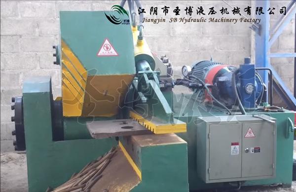 二手液压金属剪刀机重量,废金属鳄鱼剪切机D电路图,Q系列金属鳄鱼