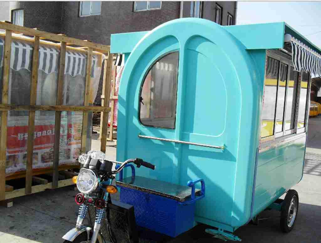 厂家直销小吃车,多功能电动小吃车,移动餐车