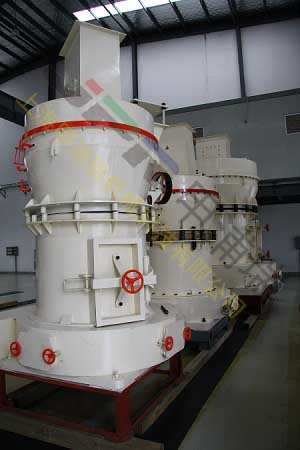 YGM系列雷蒙磨粉机 高压悬辊磨粉机设备 超细微粉磨粉机