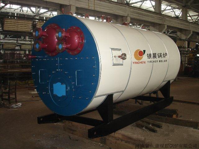 燃油气蒸汽锅炉燃油气热水锅炉
