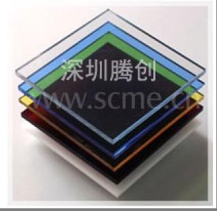 深圳腾创供应2mm防静电亚克力板