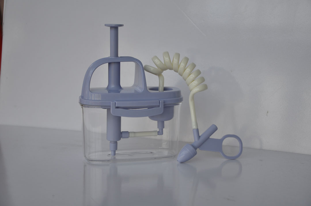 OTC热销可调式鼻腔冲洗器