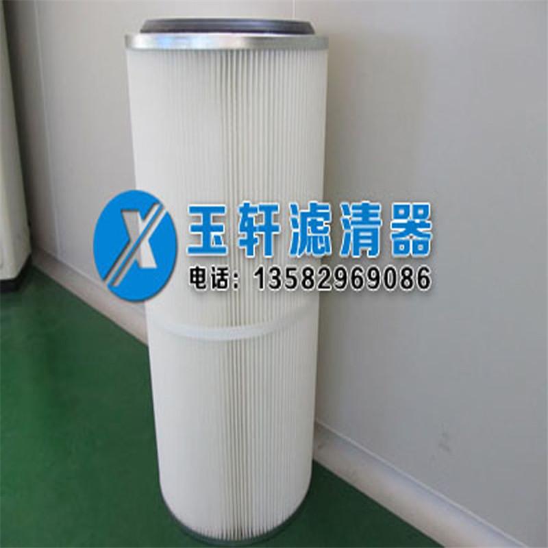 焊接烟尘净化器用3566除尘滤芯3260粉尘滤筒