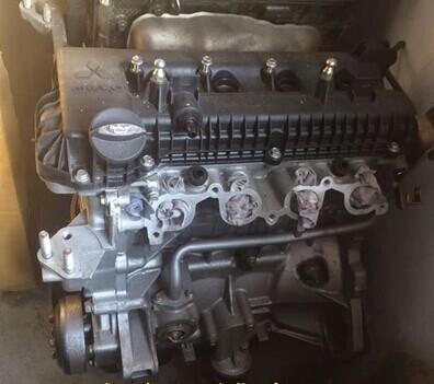 风行景逸 东南菱悦V3 4A91发动机总成拆车件优惠价高清图片