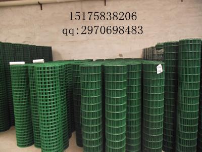 厂家特供—包塑养殖铁丝网/池塘防护网规格/山林果园围栏网