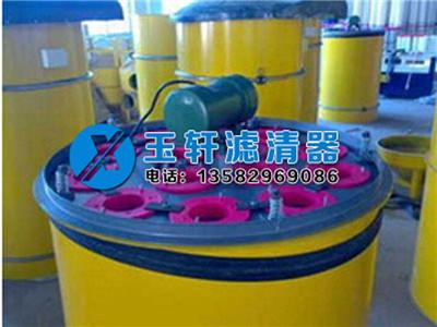 稳定土拌和站 拌和机800×1600仓顶除尘器