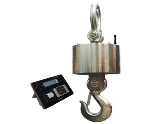 OCS无线电子吊秤带打印行车秤