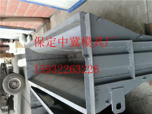新型优质预制隔离墩钢模具