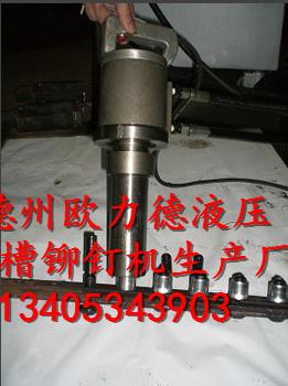 重庆环槽铆钉机