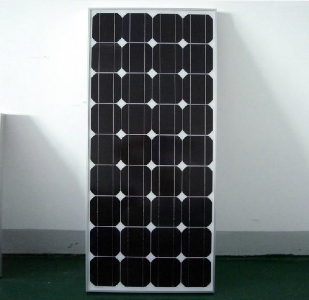 全新100瓦单晶太阳能电池板100w太阳能板发电板12V电瓶直冲