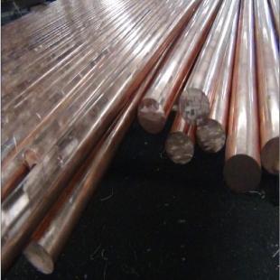 弹簧专用材料 易车削磷铜棒 中山磷青铜棒