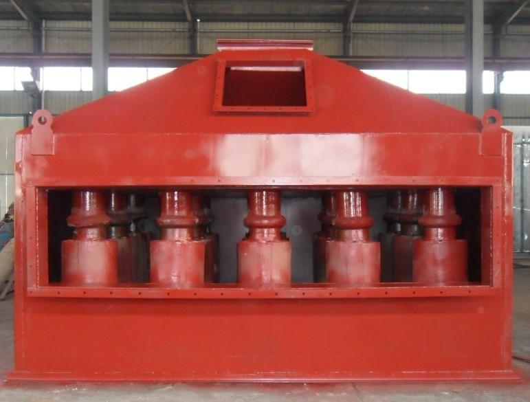 陶瓷多管除尘器-工业除尘器报价