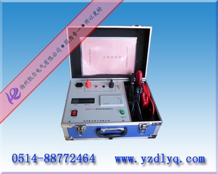 智能回路电阻测试仪